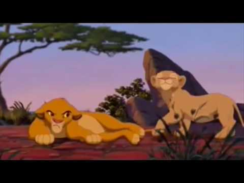 Maslow's hierarchy of needs - The Lion King