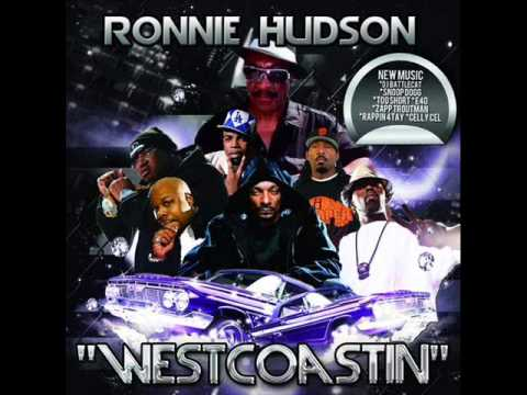 Ronnie Hudson - West Coast Pop Lock 2020 ft. Snoop Dogg, Too Short, E-40, Celly Cel, Rappin' 4-Tay
