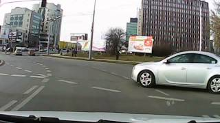 Rondo Lublin Zana ZUS - zawracanie