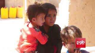 Displaced Families Want Peace Ensured In Helmand