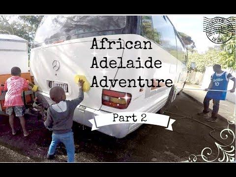 African Adelaide Adventure: Part 2