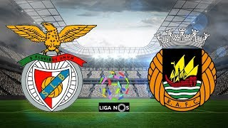 🔴 SL BENFICA 4-2 RIO AVE (EM DIRETO) - Liga Nos 16ª Jornada RELATO