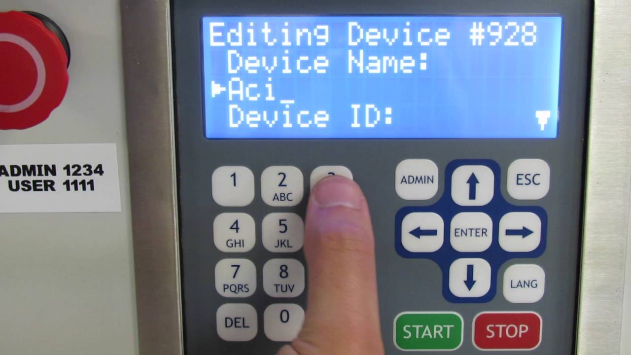 How to Add, Edit, or Delete a Pump Device for an ALX-LITE or ELITE Chemical Controller