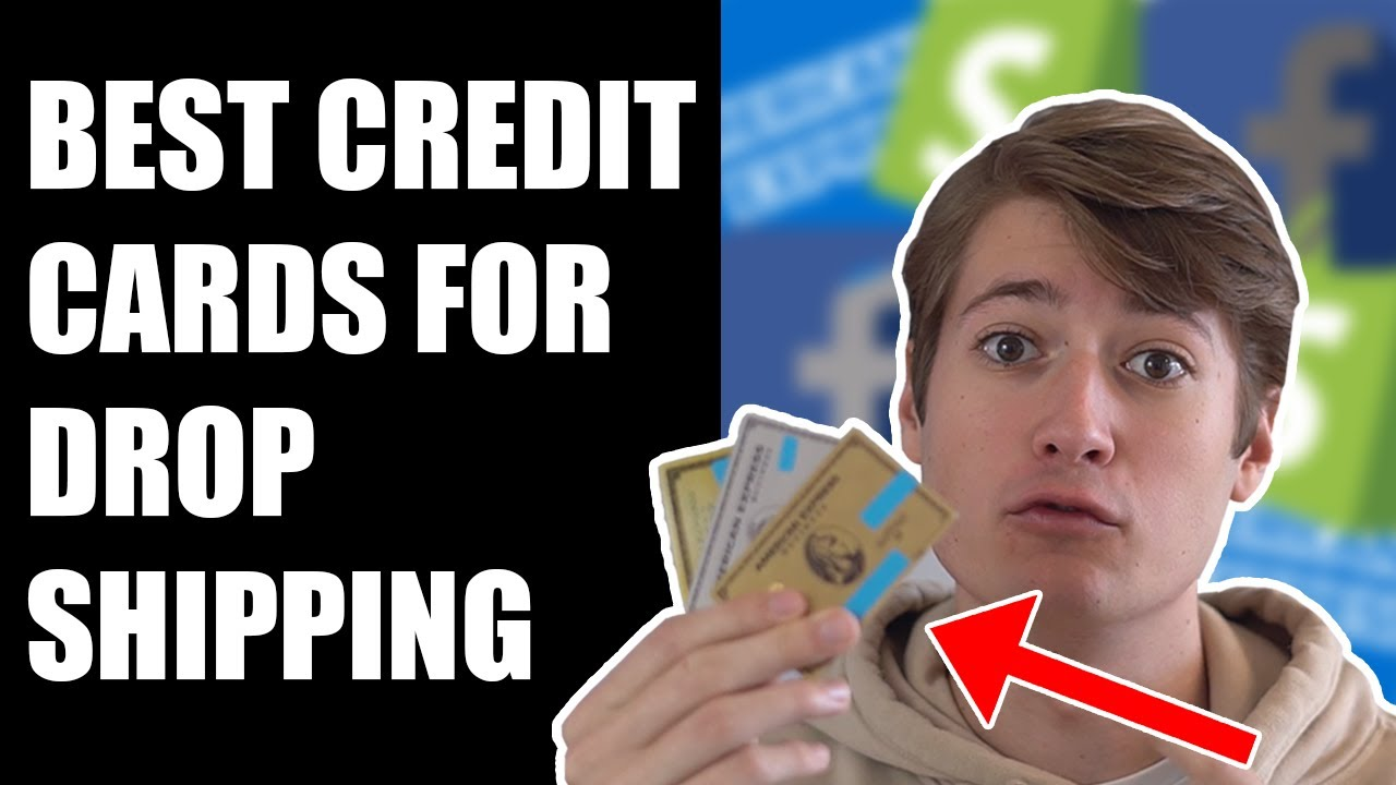 DROPSHIPPING & CREDIT CARDS — EVERYTHING YOU NEED TO KNOW | Shopify Dropshipping