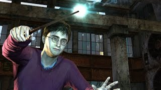 Harry Potter and the Deathly Hallows Part I Full Game All Cutscenes Gameplay