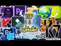Top 3 Websites To Download Cracked Software With Full Version || Windows/Mac || AC C R E A T I O N S
