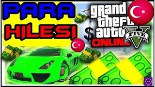 GTA 5 ONLİNE PARA HİLESİ- SAATTE 350,000 $$ !! [PS4/PC/XBOX ONE]