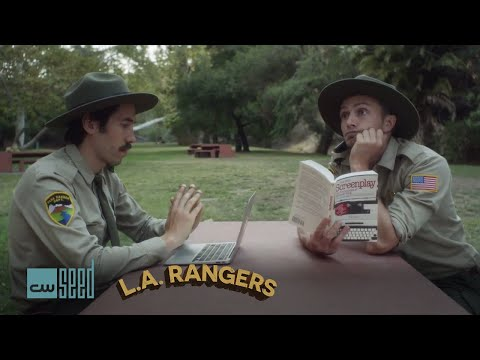 L.A. Rangers  | Full Trailer | CW Seed
