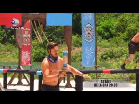 Survivor(03.06.2021) - TENSIUNIE MAXIMA IN JOCUL PENTRU RECOMPENSA! CINE VA CASTIGA?