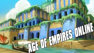 Age of Empires Online - Babylonian Jugganaut! - 1vs1 Duel