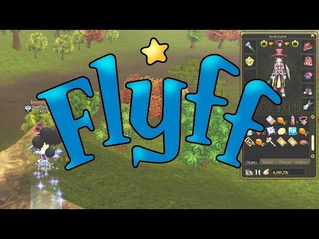 Avez vous déjà joué à FLYFF ?