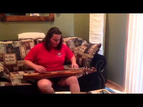 Rosin and John Stinson's medley on mountain dulcimer