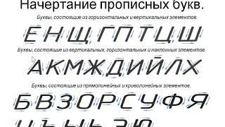 Инженерная графика  Тема Чертёжный шрифт