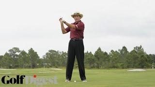 David Leadbetter: The A-Swing Grip
