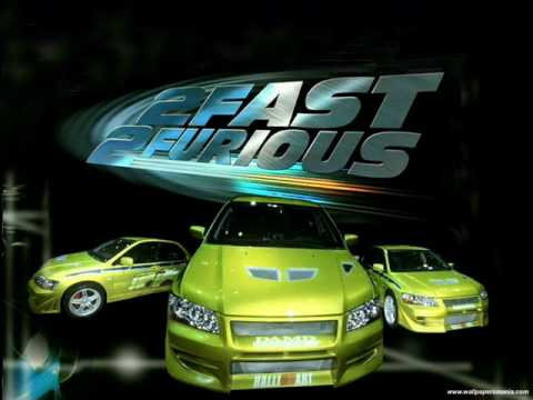 Fast and furious 2 - Jin-Peel off