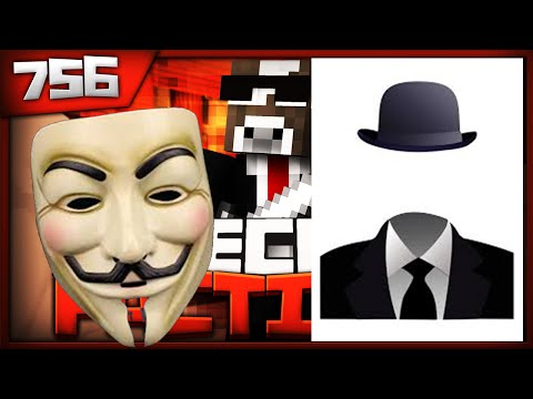 Minecraft FACTIONS Server Lets Play - INVISIBLE HACKER TRAPS ME!! - Ep. 756 ( Minecraft Faction )