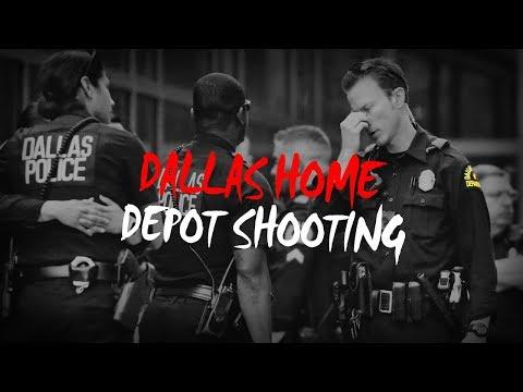 Dallas Home Depot Shooting (U.S)