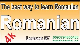 The best way to learn Romanian