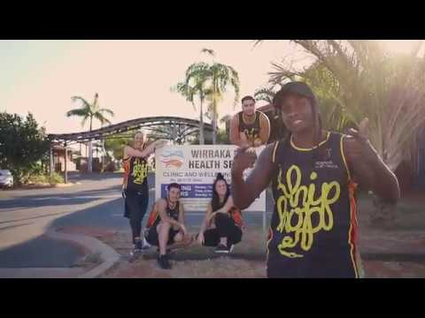 IHHP Port Hedland Be At Your Best - Wirraka Maya Dance Tour 2017