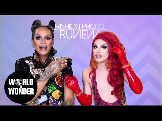 FASHION PHOTO RUVIEW: All Stars 4 Episode 9 with Raja and Aquaria!