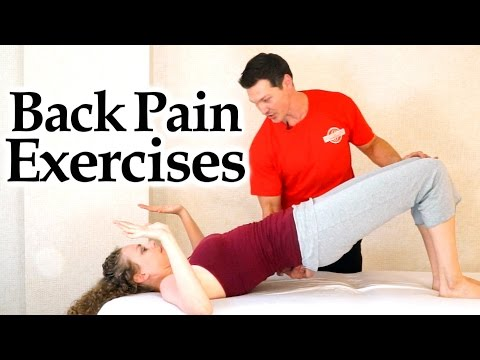 Back Pain Exercises, Low Back Pain, Neck Pain, Headaches, Myoskeletal Alignment