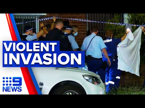 Grandmother violently attacked in home invasion | 9 News Australia thumbnail