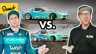 Corvette vs. Nissan S14! | Frenemies EP1