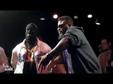 #LFTB OG Percy vs king Corleone Hosted by Url/ Street star norbes
