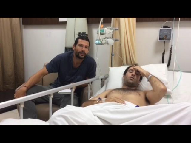 Un 'crowdfunding' para ayudar a un viajero español a volver de Indonesia tras ser diagnosticado de leucemia