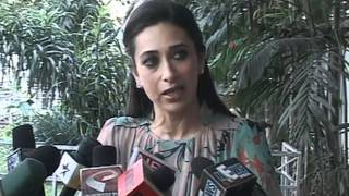 Bollywood World - Karishma Promotes Her Comeback Film 'Dangerous Ishhq' on IPL Extra Innin