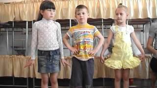 Один день в детском саду. Пример (Выпускной утренник).m2p