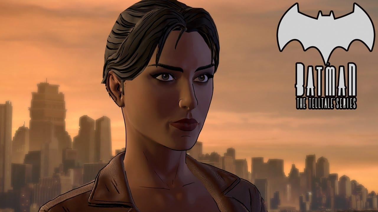 Download Batman: The Telltale Series - Catwoman Romance, Final Scene [Season 1 Episode 5]