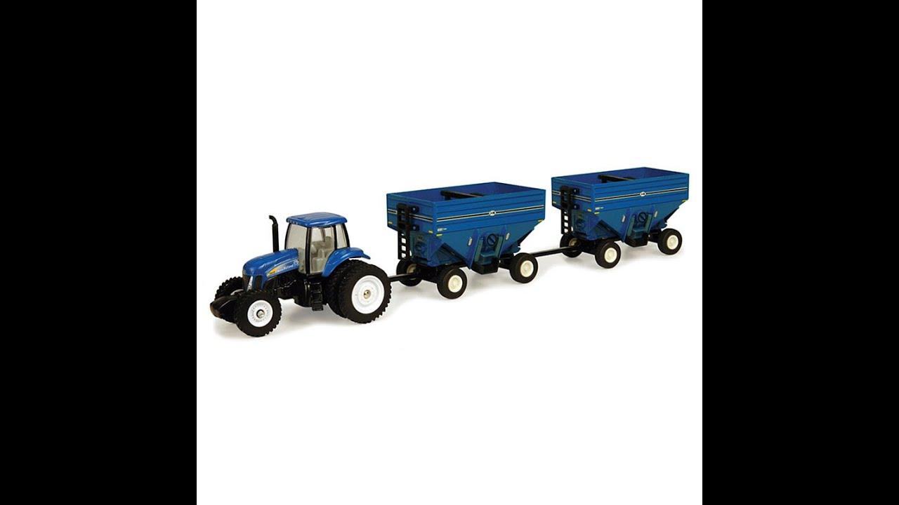 Tracteur avec remorque jouet tracteurs jouets pour les enfants youtube - Tracteur remorque enfant ...