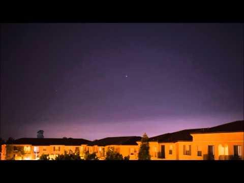 Timelapse Stars of Irvine (Woodbury)