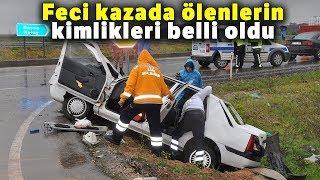 Gaziantep İslahiye'de Trafik Kazası; 3 Ölü, 12 Yaralı