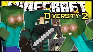 JAMES YOU FOOL! | Minecraft Diversity 2 | Arena Ep 12