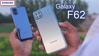 Samsung Galaxy F62 - Let's Check What is NEW !