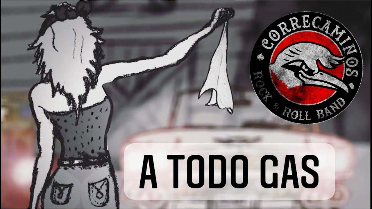 A TODO GAS - videoclip
