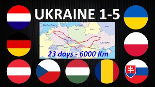 The Great Ukraine Motorcycle Road Trip - Part 1-5(, 2015-02-22T20:59:38.000Z)