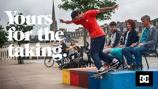 DC SHOES : SKATE URBANISM  CREATING THE CITY OF THE FUTURE feat. LEO VALLS