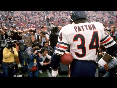 Walter Payton honored in emotional ESPN Events tribute!