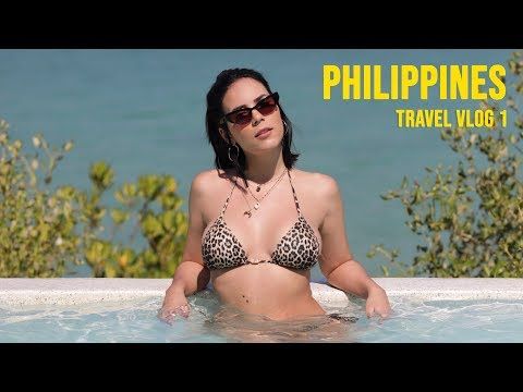 CHEGÁMOS ÀS FILIPINAS | PHILIPPINES Travel Vlog 1