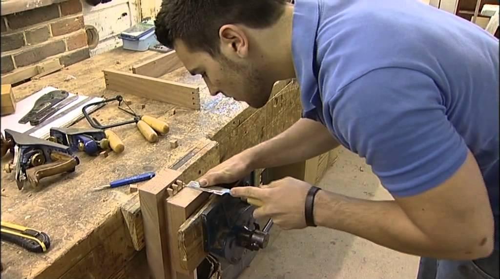 Apprentice Cabinet Maker - YouTube