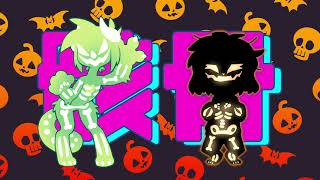[flash warning] 💀 Spooky Scary Skeletons 💀 Animation Meme - Collab with Miri!