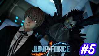 Light Yagami Por Fin Aparece | Jump Force #5