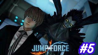 Light Yagami Por Fin Aparece | Jump Force #5