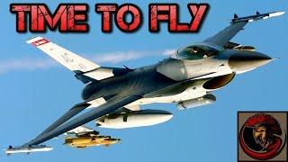 Falcon BMS 4.33 - Tutorial F-16 First Flight