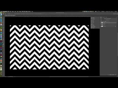 Как сделать модную шапку для ютуб канала в фотошоп