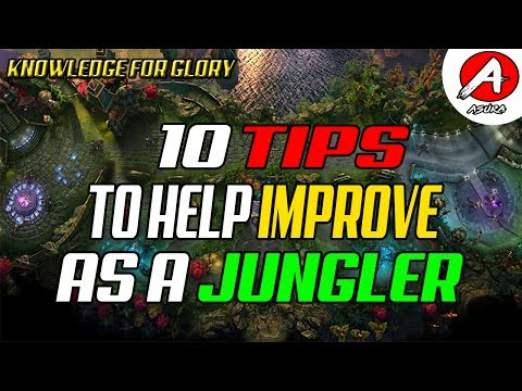 10 Tips To Improve As A Jungler - How To Jungle In Vainglory