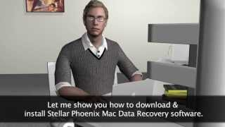 Stellar Mac Data Recovery Software download & Installation